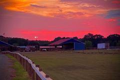 VT-sunset